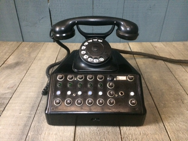 Bakelite Switchboard Telephone