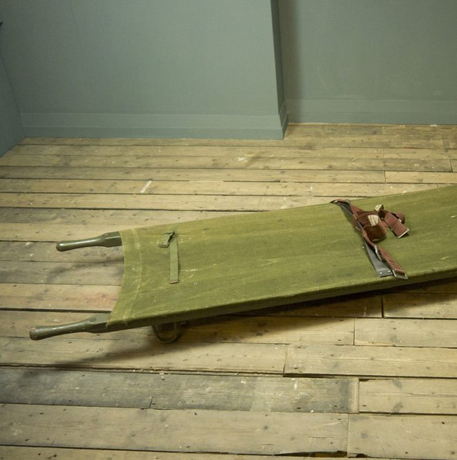 Military Canvas Stretcher