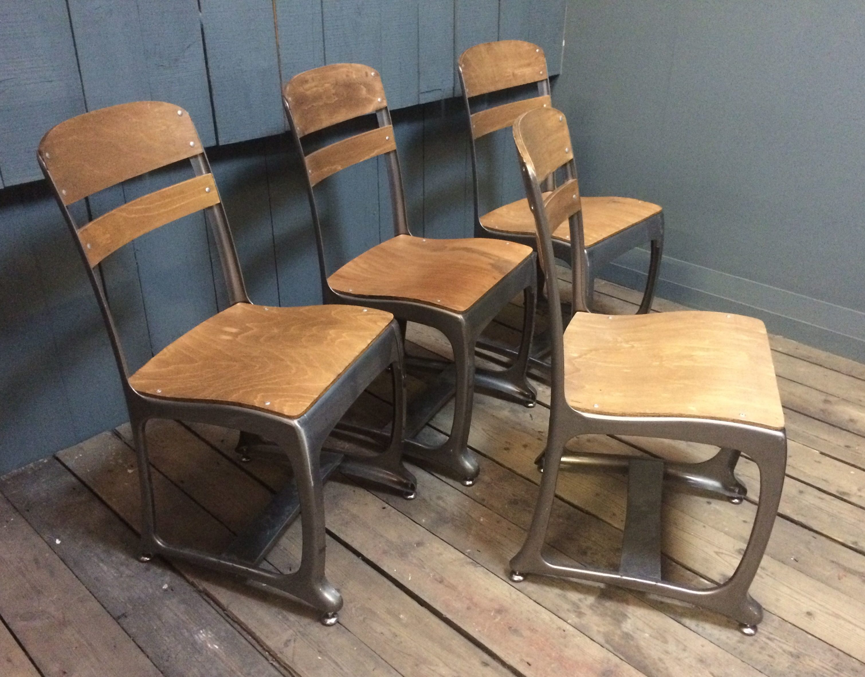 American Style School Chair